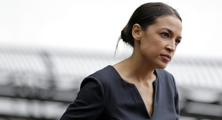 Alexandria Ocasio-Cortez has used her sudden fame as a platform to endorse and promote fellow insurgents across the country in their primary challenges against Democratic incumbents. | Seth Wenig/AP Photo)
