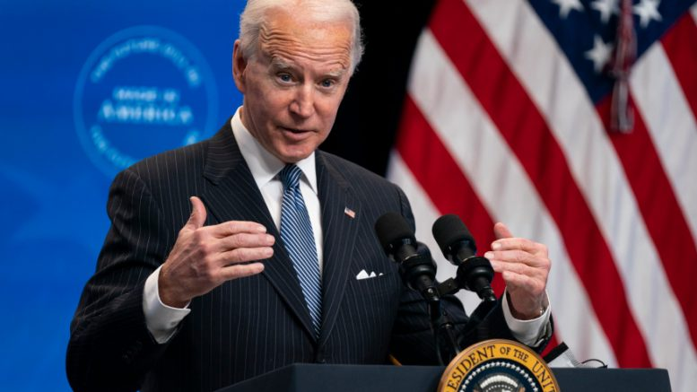 Biden vows to crack down on Russia if they are responsible for recent hacking of over 200 U.S. companies