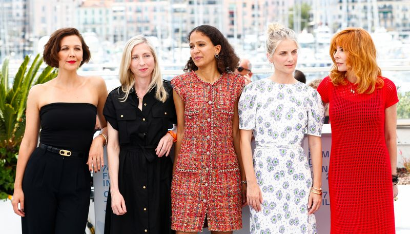 The 74th Cannes Film Festival - Photocall of the jury