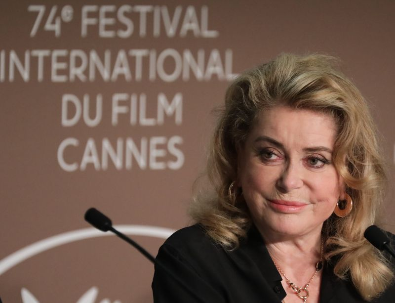 The 74th Cannes Film Festival - News conference for the film