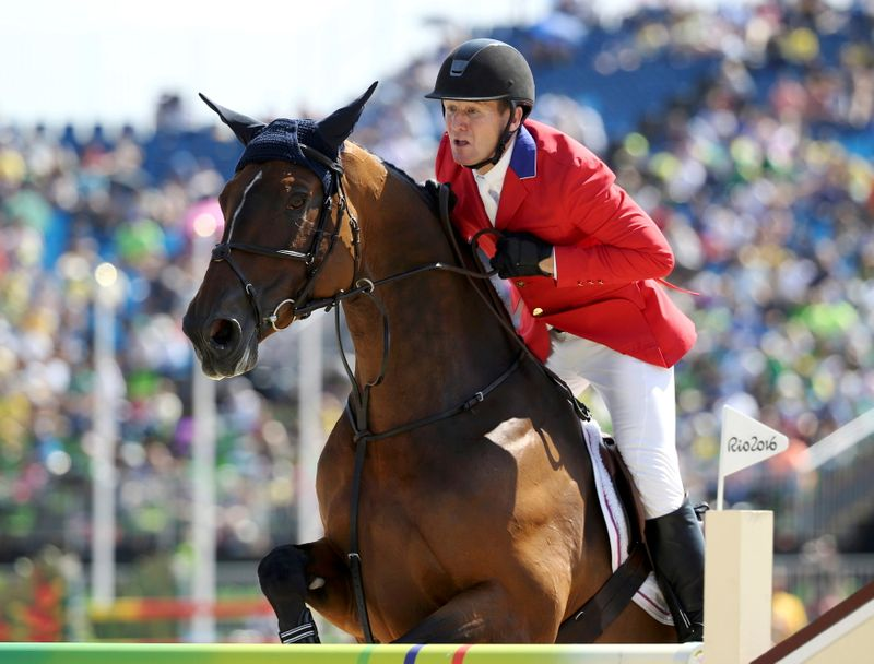 FILE PHOTO: Equestrian - Jumping Team Qualification