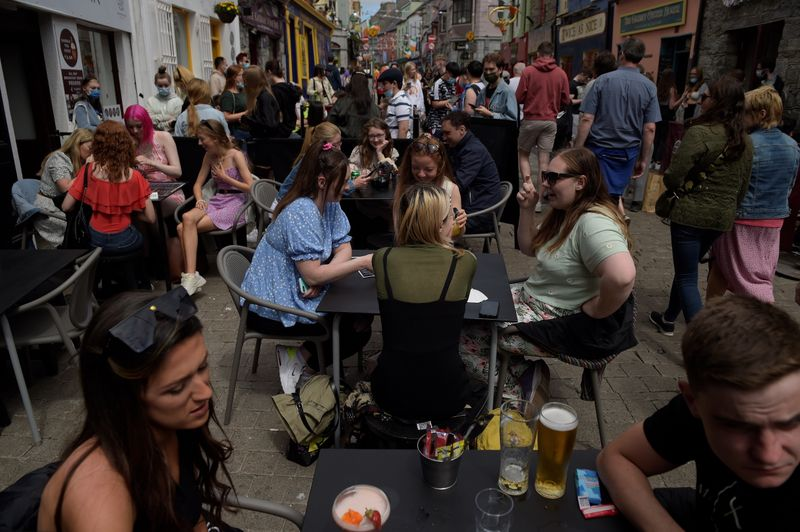 COVID-19 restrictions continue to ease in Ireland