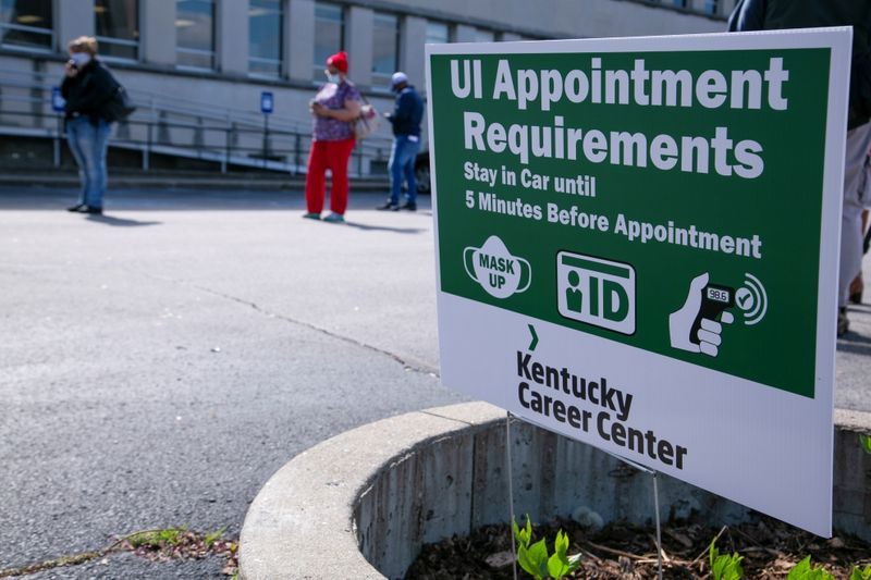 FILE PHOTO: Career center reopens for in-person appointments in Kentucky