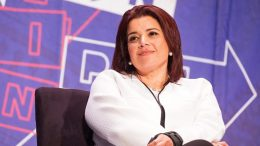 CNN commentator Ana Navarro is photographed. (Colin Young-Wolff/Associated Press File)