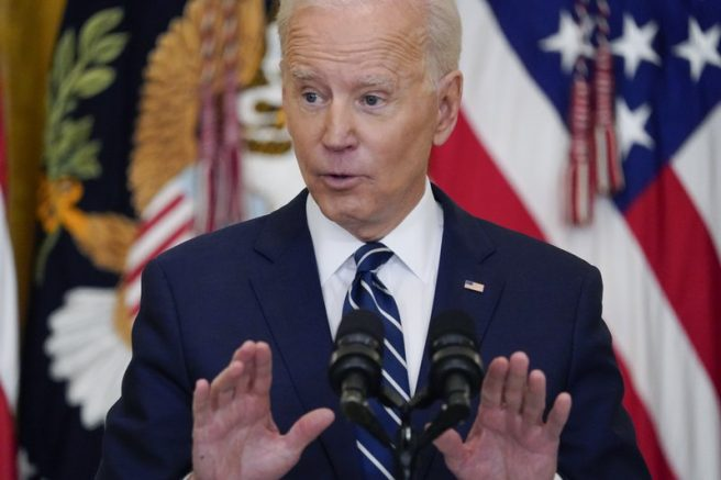 Joe Biden to send operatives to harass Americans into taking COVID-19 vaccines