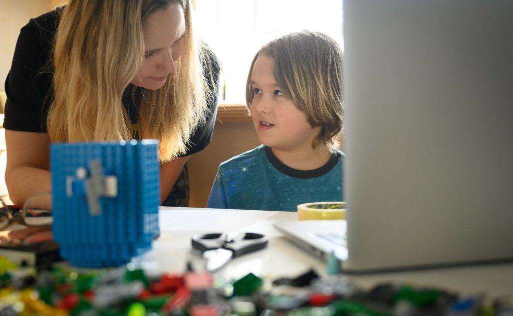 Many parents choose homeschooling over in-person learning