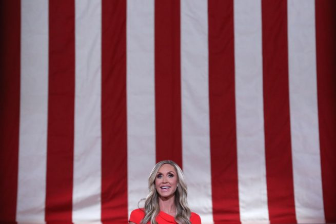Lara Trump says CRT teaches kids to judge people on the color of their skin