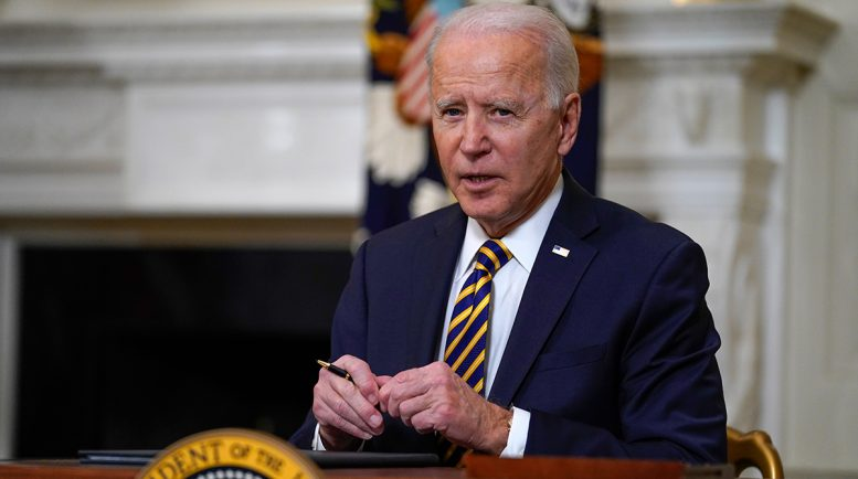 Joe Biden attempts to quell fears over inflation