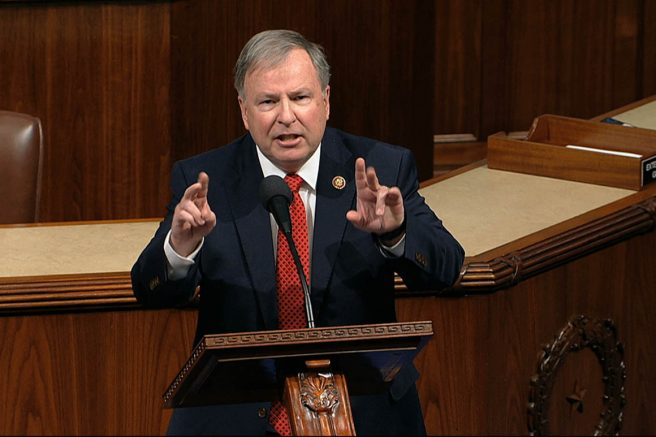 House GOP requests probe into COVID-19 benefits fraud