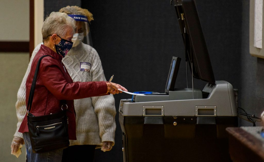N.C. Board of Elections denies request to examine voting machines