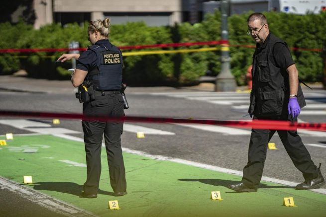 1 dead, several injured in downtown Portland shooting