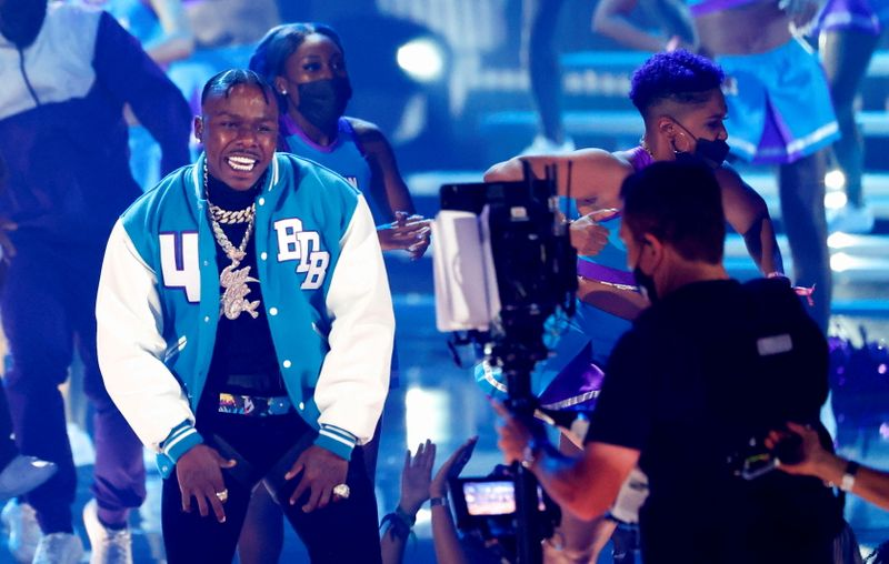 FILE PHOTO: The BET Awards in Los Angeles