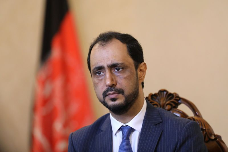 Interview with Javid Ahmad Qaem, Islamic Republic of Afghanistan's ambassador to China, in Beijing