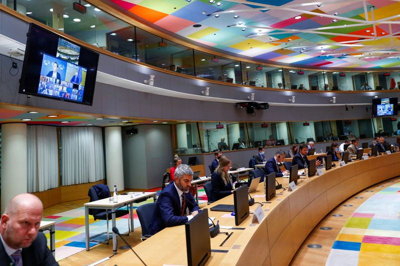 Extraordinary Foreign Affairs Council in Brussels