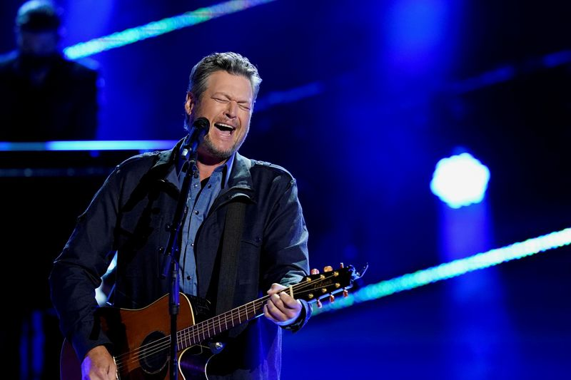 FILE PHOTO: 56th Academy of Country Music Awards show in Nashville