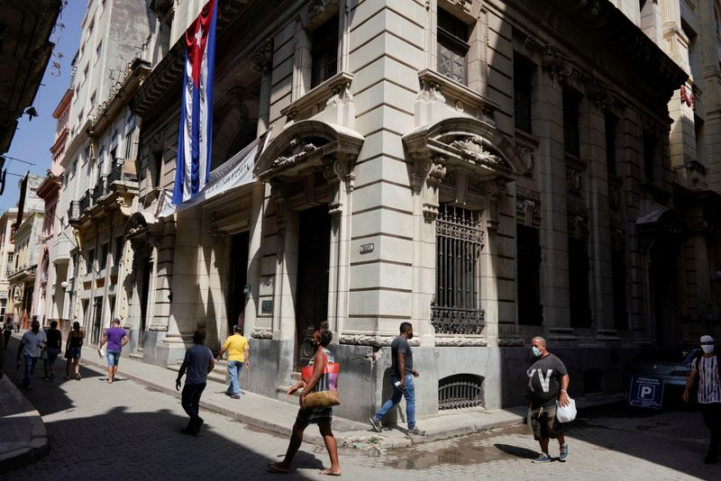 Communist-run Cuba issued new laws allowing private businesses to incorporate
