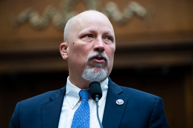 GOP Rep. Chip Roy (R-Texas) is pictured. (TOM WILLIAMS VIA GETTY IMAGES)