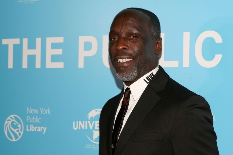 FILE PHOTO: Michael K Williams arrives for the premiere of