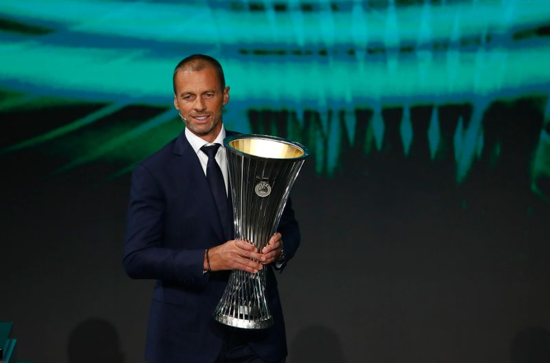 Europa League and Europa Conference League Group Stage Draws