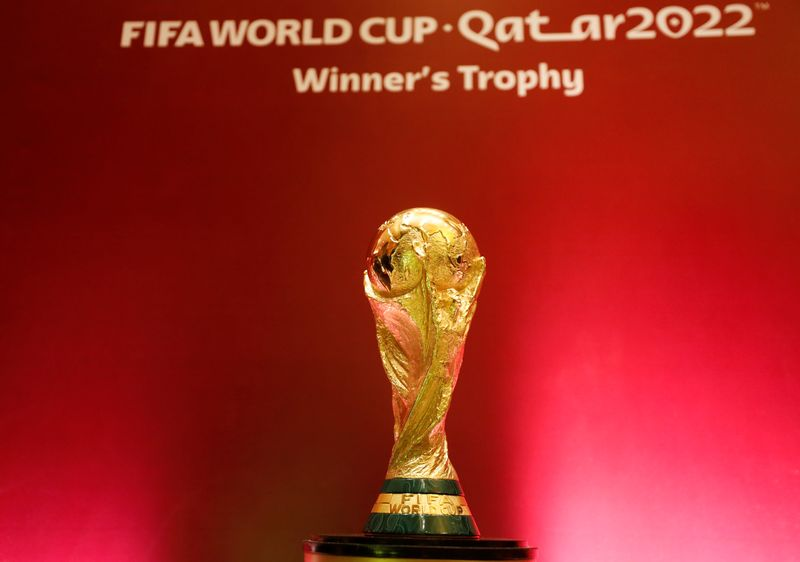 2022 World Cup - African Qualifiers Draw