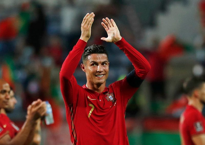 World Cup - UEFA Qualifiers - Group A - Portugal v Republic of Ireland