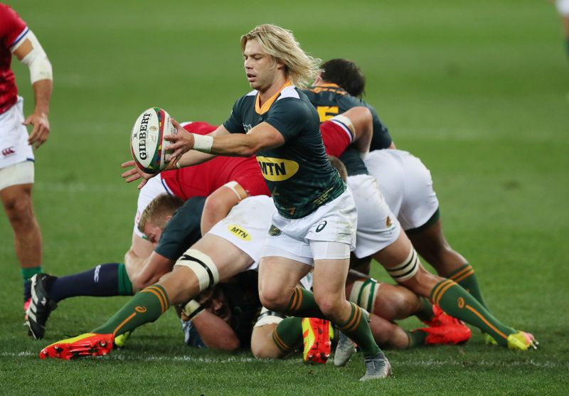 FILE PHOTO: South Africa A v British and Irish Lions
