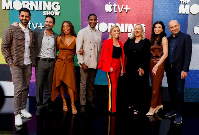 FILE PHOTO: A photo call for season two of the television series