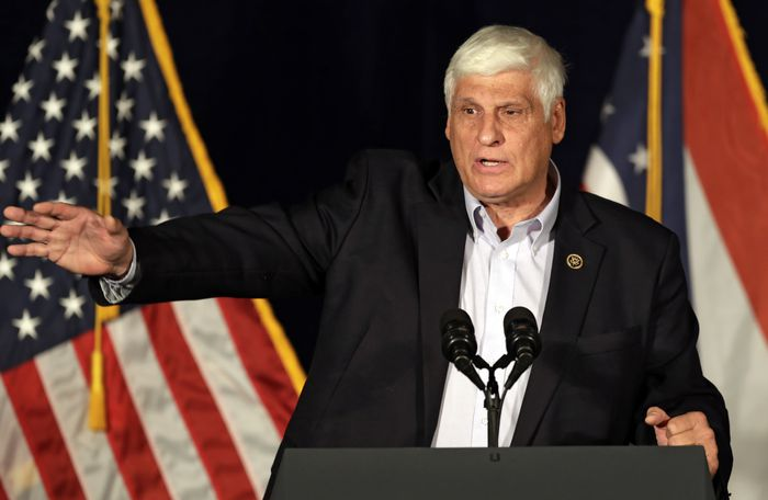 GOP U.S. Rep. Bob Gibbs will seek re-election in Ohio's 7th Congressional district, which covers the North Central part of the state. (AP Photo/Tony Dejak)AP