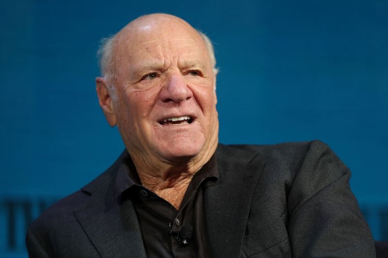 Barry Diller, Chairman and Senior Executive of IAC/InterActiveCorp and Expedia, Inc., speaks at the Wall Street Journal Digital conference in Laguna Beach