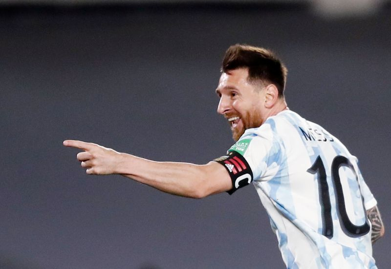 World Cup - South American Qualifiers- Argentina v Uruguay