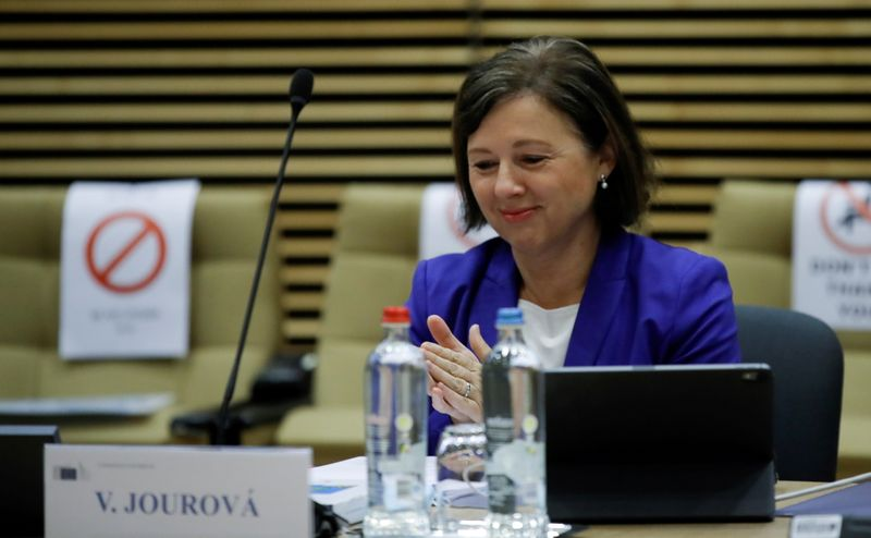 FILE PHOTO: Meeting of the College of EU Commissioners in Brussels