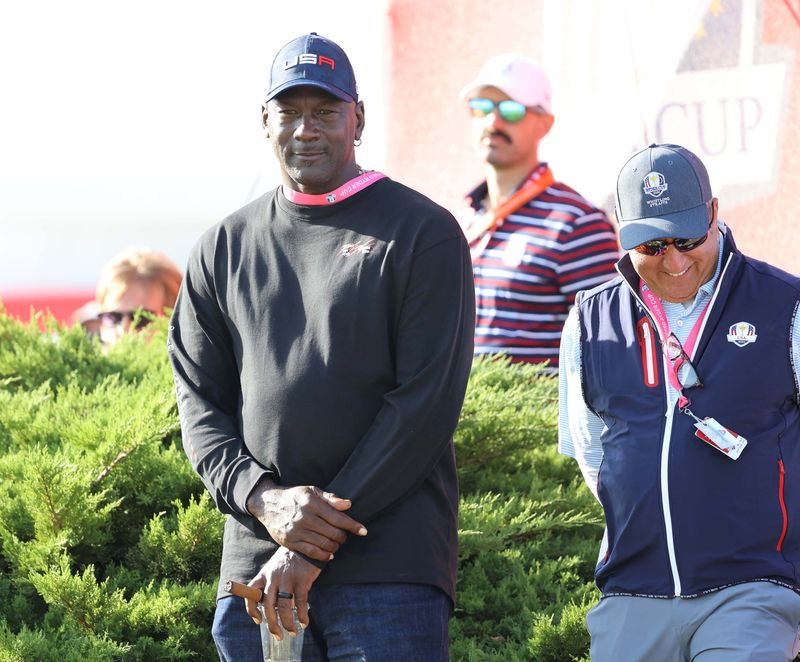 PGA: Ryder Cup Day One Rounds