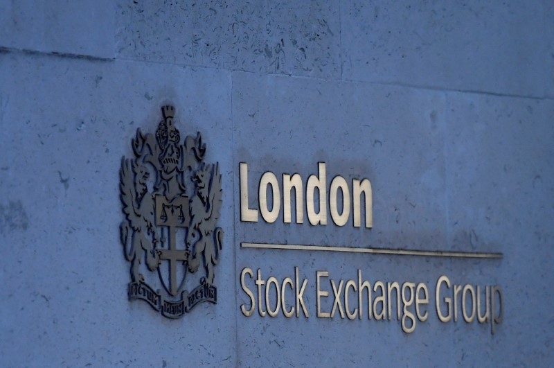FILE PHOTO: The London Stock Exchange Group offices are seen in the City of London