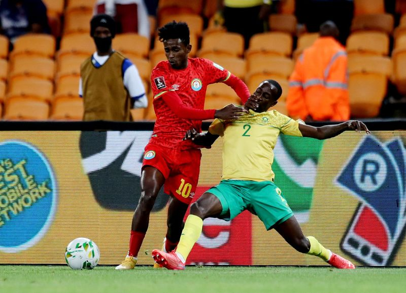World Cup - Africa Qualifiers - Group G - South Africa v Ethiopia
