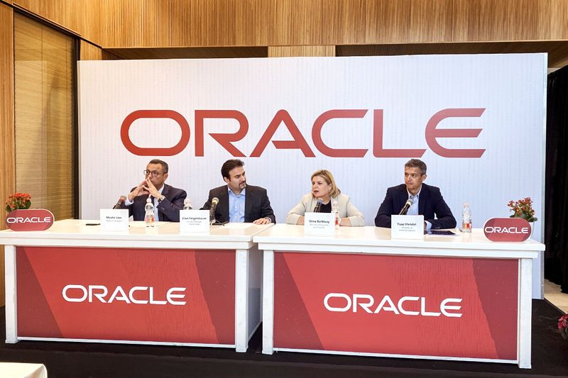 Oracle announce the opening of a regional cloud facility in Jerusalem