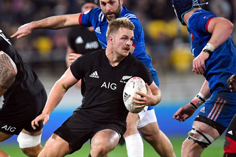 FILE PHOTO: Rugby Union - June Internationals - New Zealand vs France