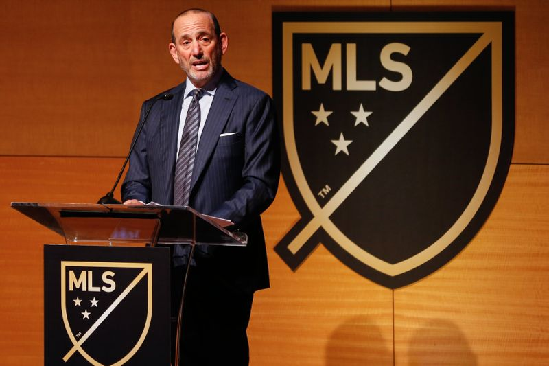 FILE PHOTO: MLS: Commissioner Don Garber-State of the Union League Address