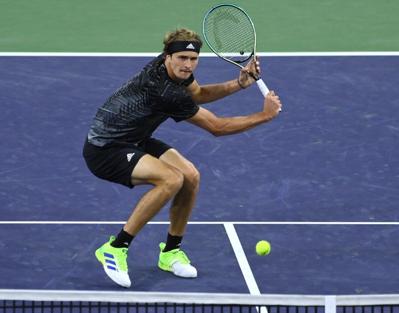 Tennis-'Today was just not my day': Zverev regrets shock defeat to Fritz