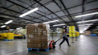 Amazon's Staten Island warehouse workers file petition for union election -NLRB
