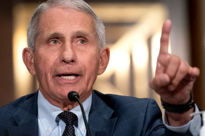 Dr. Fauci: J&J should have been a 2-dose vaccine to begin with