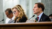 WASHINGTON, DC - OCTOBER 26: Committee Chairman Sen. Richard Blumenthal (D-CT) speaks during a Senate Subcommittee on Consumer Protection, Product Safety, and Data Security hearing on Protecting Kids Online: Snapchat, TikTok, and YouTube on October 26, 2021 in Washington, DC. Social media companies have come under increased scrutiny after a whistleblower exposed controversial issues with Facebook and how they utilized algorithms to increase user engagement. (Photo by Samuel Corum/Getty Images)